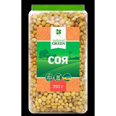 Соя, 350 г, NATURAL GREEN