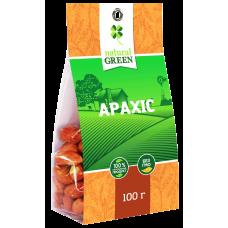Арахис,  100 г, NATURAL GREEN